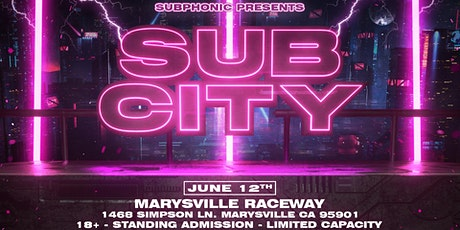 Sub City ft. 12th Planet, Kill The Noise, Dirtyphonics, & More! tickets