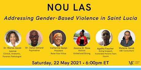 Nou las: Addressing Gender-Based Violence in Saint Lucia entradas