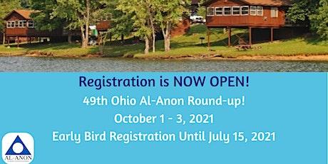 2021 Ohio Al-Anon Round-up (O.A.R.) tickets