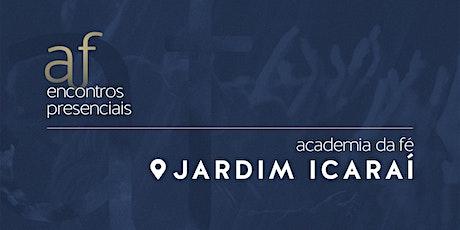 Jardim Icaraí | Quarta-feira, 19/05, às 19h30 ingressos