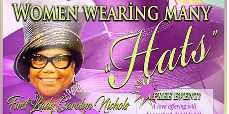 "2nd Annual Gala ""Women Wearing Many Hats"" tickets"