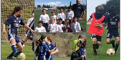 Pacifica United Soccer Camp July 19th-23rd & July 26th-30th tickets