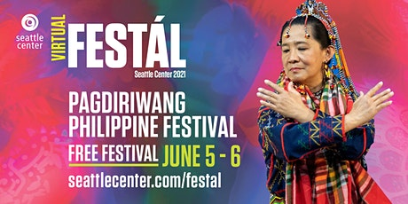 Seattle Center Festál: Pagdiriwang Philippine Festival entradas
