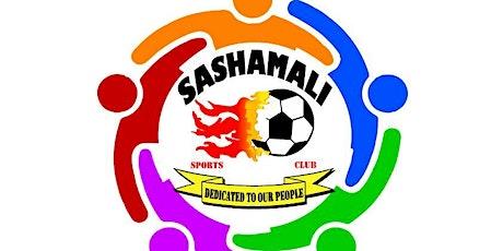Sashamali Foundation 1 year anniversary tickets