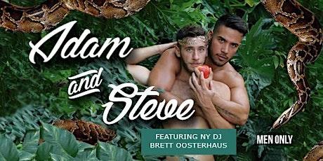 Adam & Steve Party Featuring DJ Brett Oosterhaus tickets