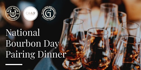 National Bourbon Day Pairing Dinner with Belle Meade Bourbon tickets