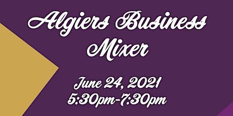 Algiers Business Mixer tickets