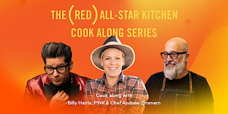 P!nk & Andrew Zimmern (RED) Cook-Along tickets