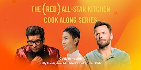 Joel McHale & Kristen Kish (RED) Cook-Along tickets