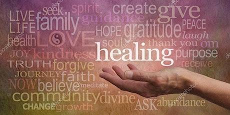 Spiritual healing - Solar Plexus Chakra (Confidence, Motivation, Intuition) tickets