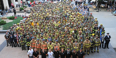 OKC 9/11 Memorial Stair Climb - 2021 - Law Enforcement tickets