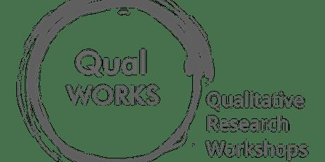 Qualitative Data Analysis- Online Workshop tickets