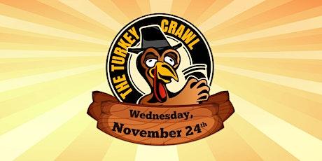The Turkey Crawl - Wrigleyville's Black Wednesday Bar Crawl tickets