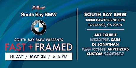 South Bay BMW Presents Fast & Framed tickets