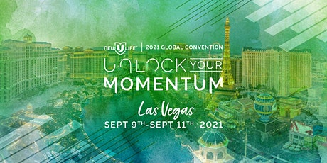 New U Life 2021 Global Convention: Live in Las Vegas! tickets