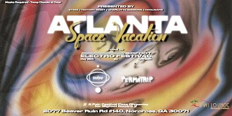 Atlanta Space Vacation: Road to Bigfoot Electro Ft. Mohno & Permatrip tickets
