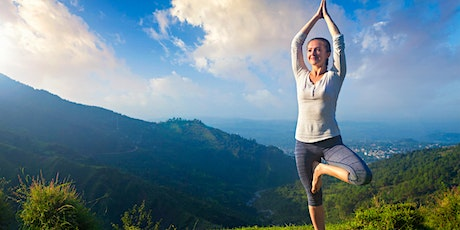 Free Online Introductory Yoga & Meditation Session tickets