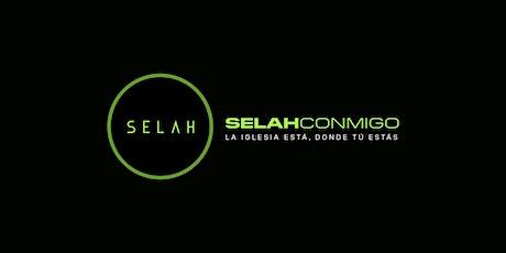 Reunión Selah - 13:00 Hrs entradas
