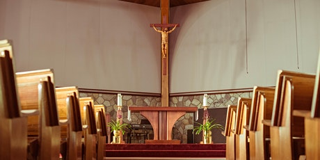 St. Pius X Roman Catholic  Church - Sunday Mass, May 23rd at 11:00 am tickets