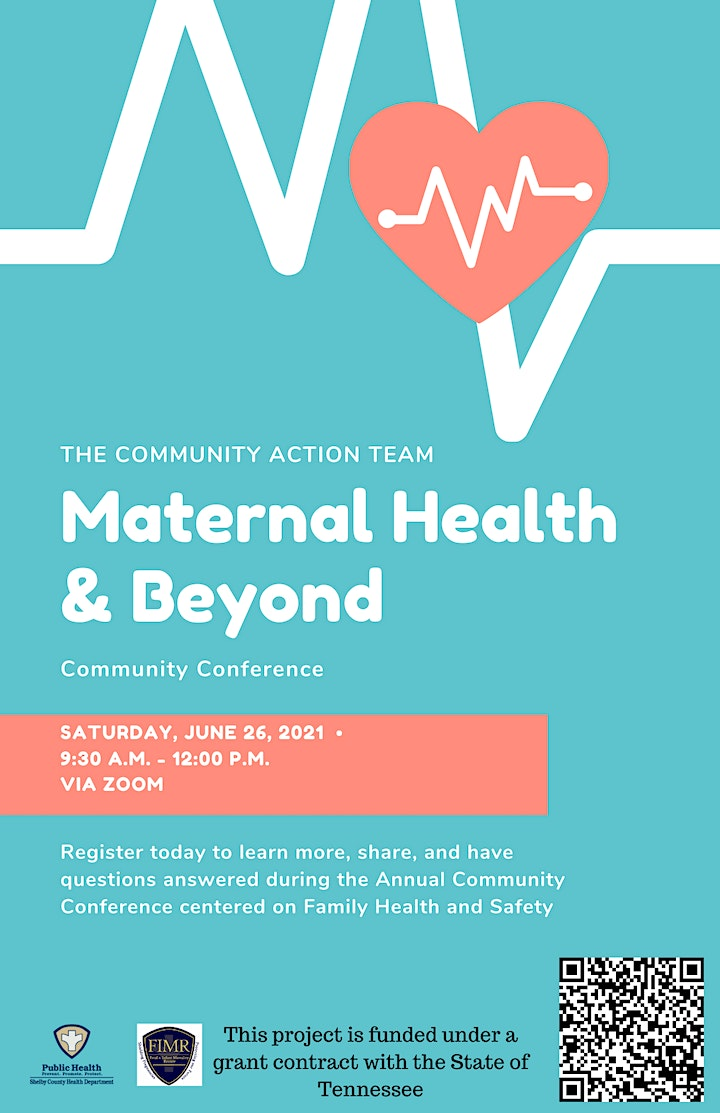 Maternal Health & Beyond Community Conference image
