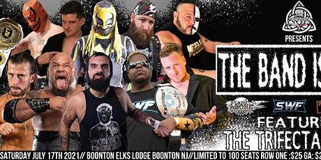 SWF Wrestling Live From Boonton NJ tickets