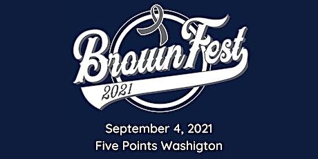 Brownfest 2021 tickets