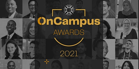 OnCampus Awards 2021 tickets