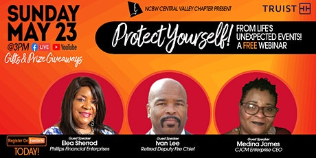 Protect yourself from Life's unexpected Events tickets