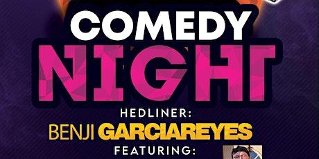 Benji GarciaReyes at Desert Penguin Bar 5/21at 8:00 pm tickets