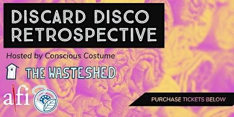 DiscarDisco Retrospective tickets