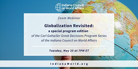 Globalization Revisited: a special program edition tickets