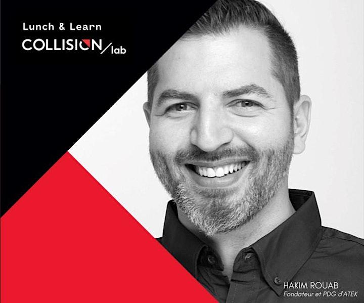Image de Lunch & Learn Collision Lab : La 5G au service de votre startup