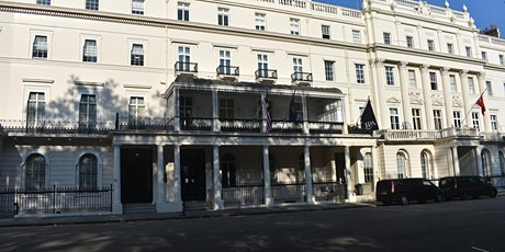 A Tale of Two Cities - Belgravia and Soho -first walking, tour  Belgravia tickets