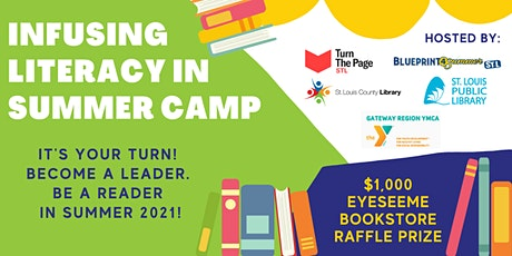 Infusing Literacy in Summer Camps tickets