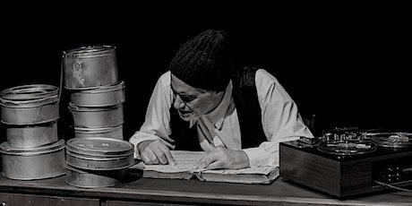 Ponto de Teatro | Conversa com os criadores da peça Quase Corpos bilhetes