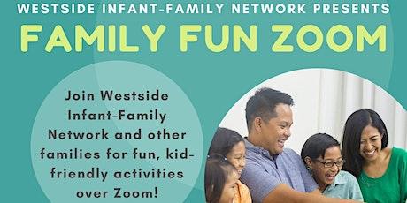 Family Fun Zoom/Diversion Familiar en Zoom ingressos