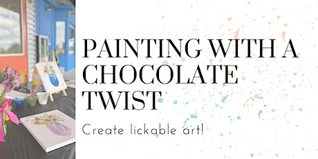 Dallas Chocolate Class |Painting with a Chocolate Twist tickets