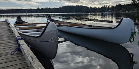 Comox Lake Canoe Tour tickets
