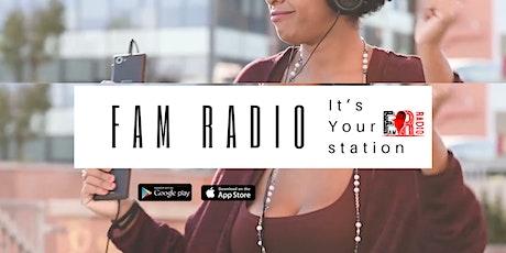 FAM Radio DAY Celebration tickets