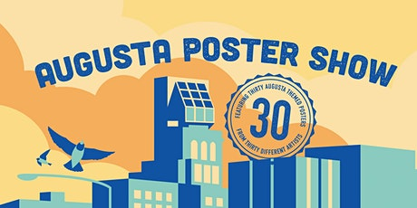 Augusta Poster Show VIP Reception tickets