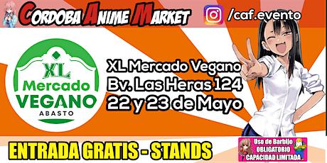 Cordoba Anime Market - 23 de Mayo entradas