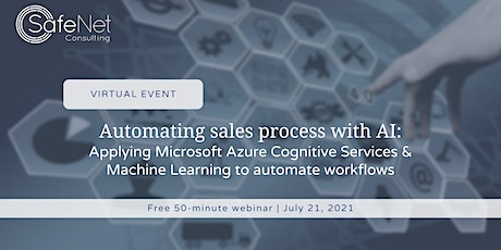Webinar: Automating sales process with AI tickets