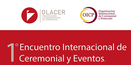 1° Encuentro Internacional de Eventos e Imagen OLACER-OICP entradas