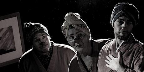 Ponto de Teatro | Conversa com os criadores da peça Sr. Esquisito bilhetes