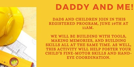 Daddy and Me tickets