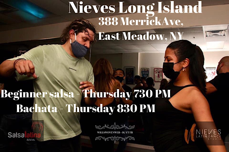 Picture for New Beginner Salsa Class