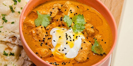 FREE Cooking Class: Indian Butter Chicken with Coconut Rice tickets