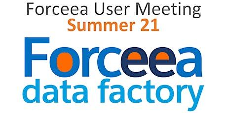 Forceea User Meeting  - Summer 21 tickets
