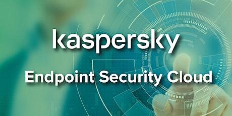 Presentación y Demo de la Solución Kaspersky Endpoint Security Cloud. entradas