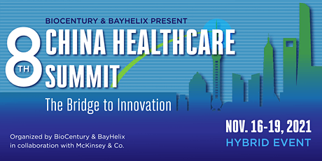 8th China Healthcare Summit tickets